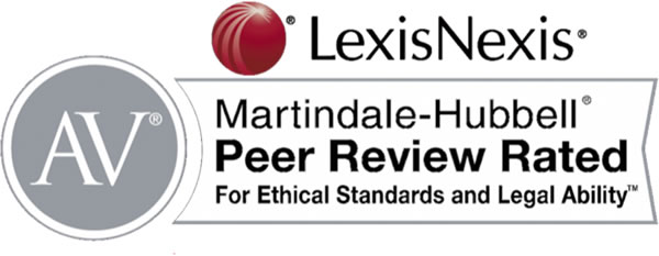 LexisNexis Martindale-Hubbell Peer Review Rated