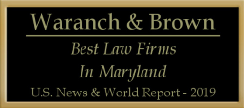 2019 Best Law Firms in Maryland