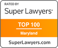 Super Lawyers rating for Neal Brown