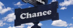 Chance Sign