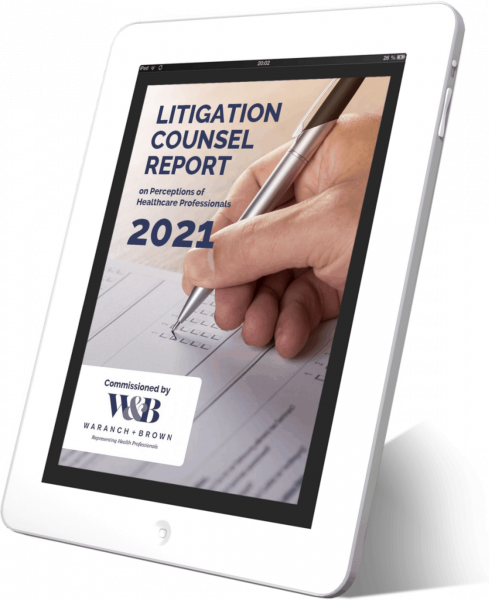 Litigation Counsel Report 2021