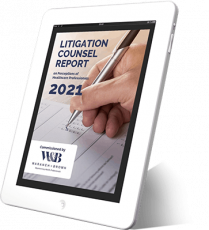 Litigation Report 2021